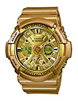 Casio G-Shock Special Edition Analog-Digital Gold Dial Men's Watch - GA-200GD-9ADR (G546)