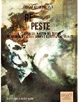 Re Peste: Il capolavoro del maestro del terrore con audiolibro, colonna sonora e illustrazioni animate (9Poe Vol. 8) (Italian Edition)