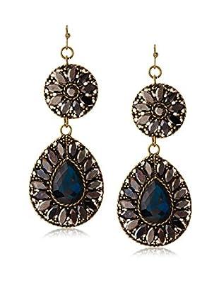 Stellar NYC Montana Double Drop Post Earrings