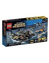 Lego Super Heroes 76034 The Batboat Harbor Pursuit Building Kit