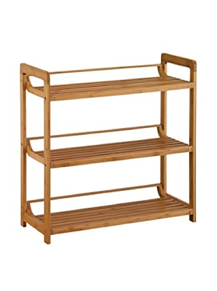 Organize It All Lohas 3 Tier Shelf