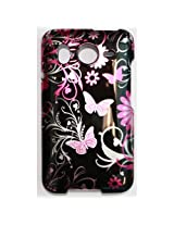 Htc Mobile Case For Htc Inspire 4G (Pink)