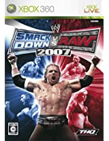 WWE SmackDown! vs. RAW 2007 [Japan Import]