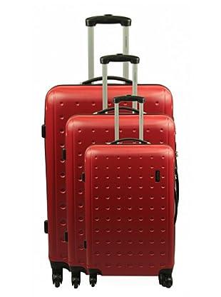 Jean Louis Scherrer Gepäck Valentina (Rot)