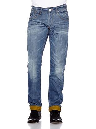 Tom Tailor Pantalón Marina Di Bibbona (Azul Claro)