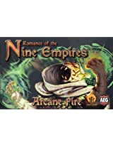 Romance of The Nine Empires Arcane Fire