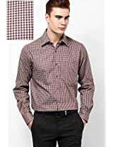 Purple Casual Shirt Peter England