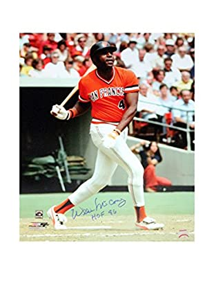 Steiner Sports Memorabilia Willie McCovey Signed Photo, 20