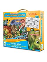 The Learning Journey Fun Facts! Creatures of the Past, Multi Color