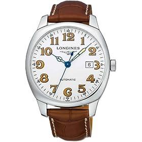LONGINES (ロンジン) 腕時計 スピリット ホワイト L2.700.4.23.2