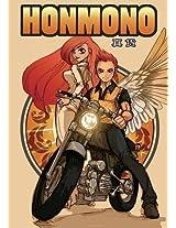 Honmono - Genuine Goods (Manga)