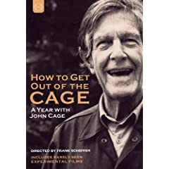 How to Get Out of the Cage: A Year With John Cage [DVD] [Import]