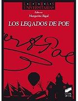 Los legados de Poe (Letras Universitarias)