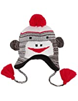 Muk Luks Unisex baby Monkey Hat
