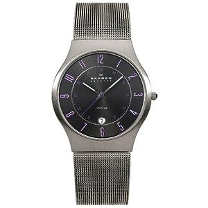 [スカーゲン]SKAGEN 腕時計 Titanium 日本別注 J233XLTTMV メンズ [正規輸入品]