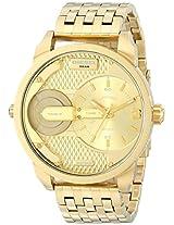 Diesel The Daddie Analog Gold Dial Men's Watch - DZ7306