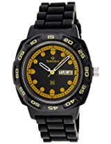 Maxima Analog Black Dial Men's Watch - 27811PPGW