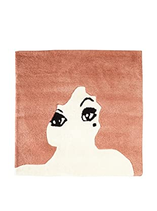 Twinkle Living Glamour Girl Rug (Dusty Rose)