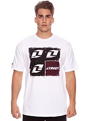 One Industries Camiseta Boxy (Blanco)