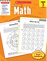 Quality value Scholastic Success With Math Gr 3 By Scholastic Teaching Resources