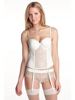 ESPRIT Bodywear Damen Korsage, V0116/FEEL PASSIONATE (Elfenbein (FL))