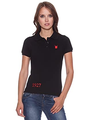 Polo Club Poloshirt Polk (Schwarz)