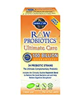 Garden of Life - RAW Probiotics Ultimate Care 30 vcaps