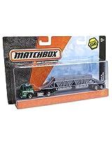 Matchbox On A Mission Ford C 8000 & Hopper Trailer