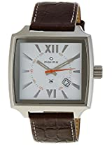 Maxima Analog White Dial men's Watch - 24630LMGI