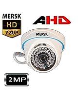 MERSK AHD 2MP 36IR Night Vision Dome Camera 1Pcs