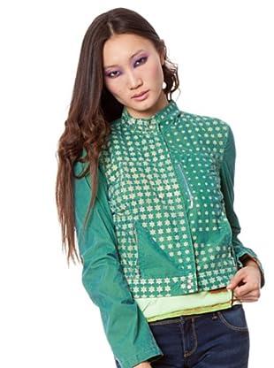 Custo Chaqueta Jen (Verde)