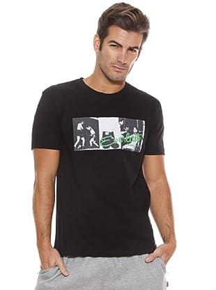 Everlast T-Shirt Torn (SCHWARZ)
