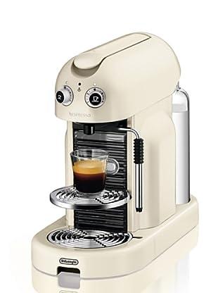 Delonghi Maquina De Café Nespresso Maestria Creamy white EN450CW - Cafetera monodosis (acero inoxidable, diseño retro, 2300 W, 1.4 litros, 19 bares)
