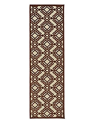 Kaleen Five Seasons Indoor/Outdoor Rug, Terracotta, 2' 6