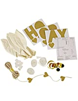 Meri Meri White Balloon Kit