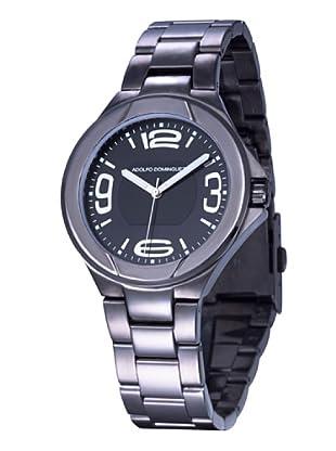Adolfo Dominguez Watches 69025 - Reloj de Señora cuarzo brazalete metálico Negro