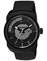 Diesel F-Stop Chronograph Black Dial Men's Watch - Dz1262I