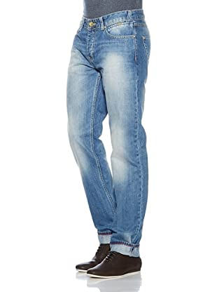 Cross Jeans Pantalón Vaquero Jack (Azul Claro Used)