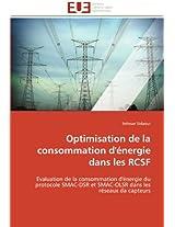 Optimisation de La Consommation D'Energie Dans Les Rcsf (Omn.Univ.Europ.)