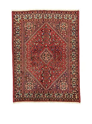 L'Eden del Tappeto Teppich Abadeh rot 204t x t152 cm