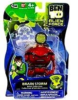 Ben 10 Alien Force 4 Inch Action Figure Brainstorm
