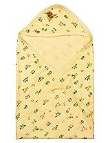 Dear Kids Baby Wrap (Dark Yellow)
