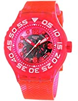 Jacob Time SUUP100 Swatch Deep Berry Ladies Watch