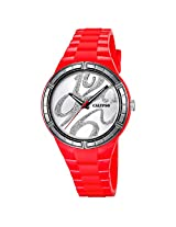 Calypso Analog Silver Dial Women's Watch - K5632/7