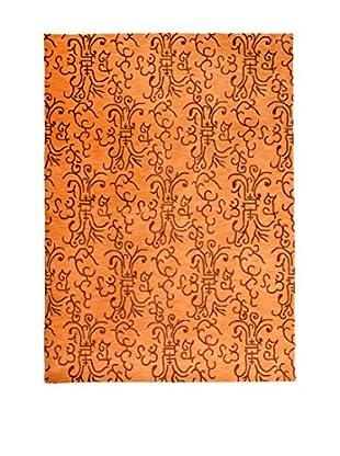 CarpeTrade Teppich Soft Silk Nepal
