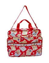 Teddy Print Nursery Bag