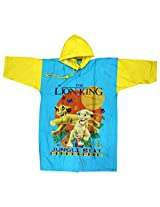 Disney Jingle Baggy Lion King rainwear - Blue 12 to 13 yrs