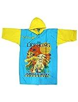 Disney Jingle Baggy Lion King rainwear - Blue 12 to 13 yrs