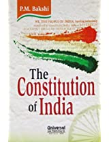 Constitution of India (Pocket Size)