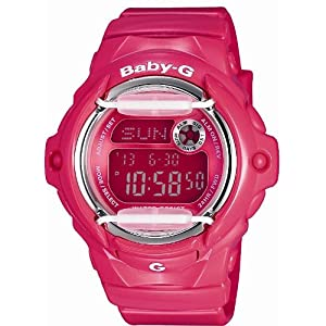 【クリックで詳細表示】[カシオ]CASIO 腕時計 Baby-G ベビージー Color Display Series BG-169R-4BJF レディース: 腕時計通販